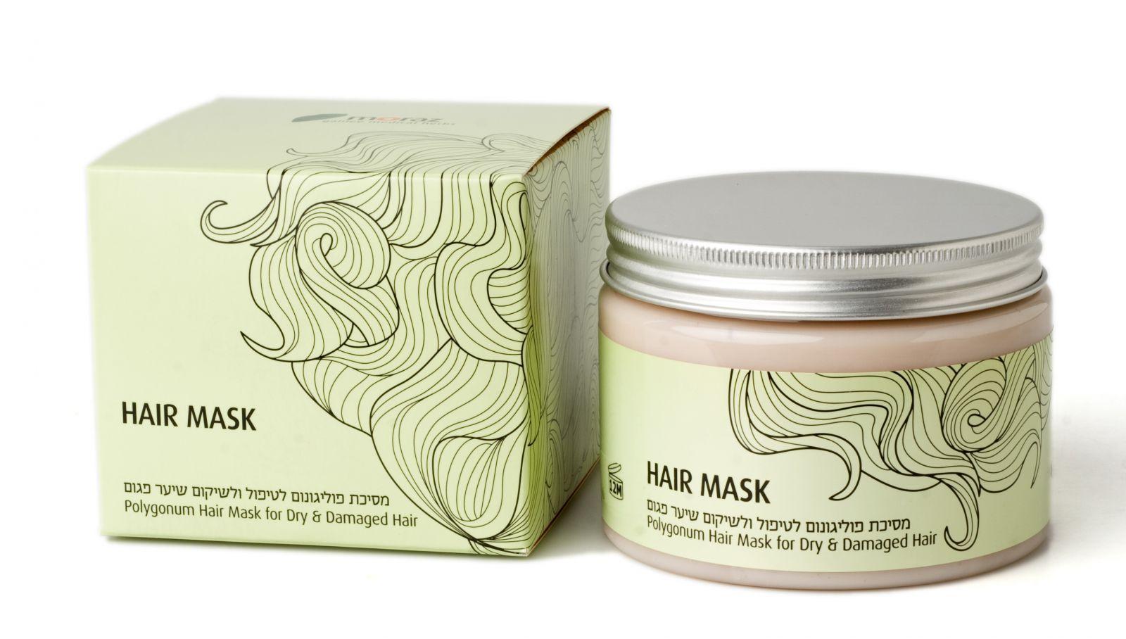 Лечебные маски для волос в аптеке